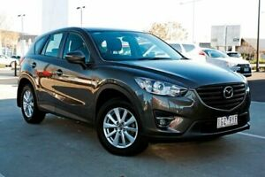 2016 Mazda CX-5 KE1072 Maxx SKYACTIV-Drive Sport Grey 6 Speed Sports Automatic Wagon Strathmore Heights Moonee Valley Preview