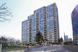 Prime Yonge and Finch 1 Bedroom + Den Condo for Rent!