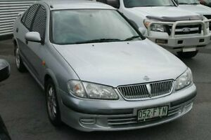 2000 Nissan Pulsar N16 ST Silver 5 Speed Manual Sedan Bungalow Cairns City Preview