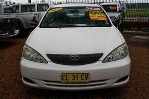 2003 Toyota Camry ACV36R Altise White 4 Speed Automatic Sedan Minchinbury Blacktown Area Preview