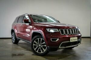 2018 Jeep Grand Cherokee WK MY18 Limited Red 8 Speed Sports Automatic Wagon Myaree Melville Area Preview
