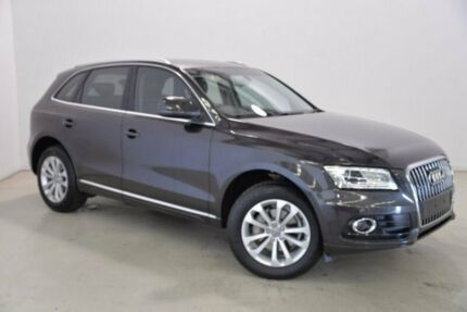 2013 Audi Q5 8R MY13 TDI S tronic quattro Grey 7 Speed Sports Automatic Dual Clutch Wagon Mansfield Brisbane South East Preview