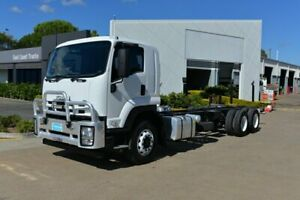 2011 ISUZU FVZ 1400 - Cab-Chassis - SN#6005 Acacia Ridge Brisbane South West Preview