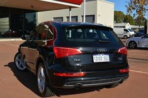 2011 Audi Q5 8R MY11 TFSI S tronic quattro Black 7 Speed Sports Automatic Dual Clutch Wagon Gosnells Gosnells Area Preview