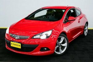 2015 Holden Astra PJ MY15.5 GTC Red/Black 6 Speed Manual Hatchback Canning Vale Canning Area Preview