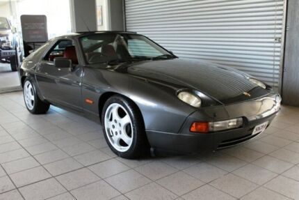 1989 Porsche 928 S4 Grey 4 Speed Automatic Coupe Thornleigh Hornsby Area Preview