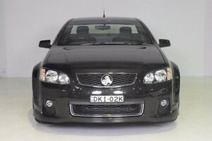2012 Holden Ute VE II MY12 SV6 Black 6 Speed Sports Automatic Utility Wadalba Wyong Area Preview