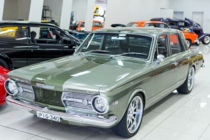1965 Chrysler Valiant AP6 Olive Green Automatic Sedan Carss Park Kogarah Area Preview