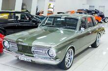 1965 Chrysler Valiant AP6 Olive Green Automatic Sedan Carss Park Kogarah Area Preview