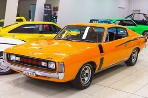 1972 Chrysler Charger VH R/T Vitamin C 3 Speed Manual Coupe Carss Park Kogarah Area Preview