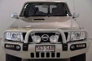 2011 Nissan Patrol GU 7 MY10 TI Gold 4 Speed Sports Automatic Wagon