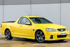 2011 Holden Ute VE Series II SV6 Thunder Yellow Sports Automatic Pakenham Cardinia Area Preview