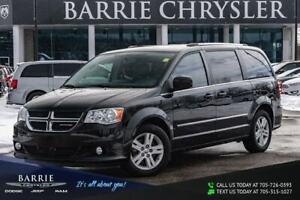 2014 Dodge Grand Caravan Crew CREW | NAVIGATION/GPS | DVD| POWER