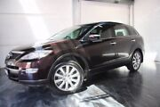 2009 Mazda CX-9 TB10A1 Luxury Burgundy 6 Speed Sports Automatic Wagon East Perth Perth City Area Preview