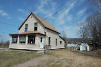 100 COMEAU. INCOME PROPERTY IN THE HEART OF SHEDIAC