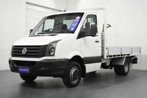 2014 Volkswagen Crafter 2FL2 MY14 50 TDI400 CAB CHASSIS SINGLE CAB LWB 2DR MAN 6SP 2322KG 2.0D White Oakleigh Monash Area Preview
