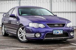 2004 Ford Performance Vehicles GT BA Mk II Purple 4 Speed Sports Automatic Sedan