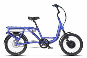 Juiced Cargo Ebike, Perfect For Uber Eats, Foodora,DoorDash etc.