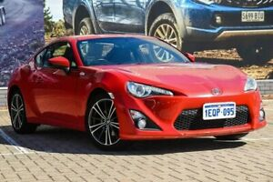 2013 Toyota 86 ZN6 GTS Red 6 Speed Manual Coupe Morley Bayswater Area Preview