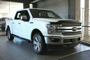 2020 Ford F150 LARIAT 4x4 White 4 X 4 DOUBLE CAB UTILITY Thornleigh Hornsby Area Preview