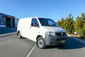 2006 Volkswagen Transporter T5 MY07 Low Roof White 6 Speed Sports Automatic Van Lonsdale Morphett Vale Area Preview