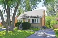 Finch/Yonge-3+1 bdrm Detached house in prime North York