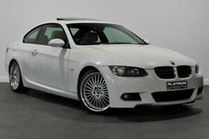 2008 BMW 3 Series E92 MY08 323i Steptronic White 6 Speed Sports Automatic Coupe Bayswater Bayswater Area Preview