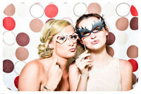 PHOTO BOOTH SPECIAL starting at $250