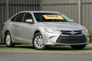 2016 Toyota Camry AVV50R Altise Silver 1 Speed Constant Variable Sedan Hybrid Wantirna South Knox Area Preview