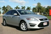 2013 Ford Mondeo MC LX PwrShift TDCi Silver 6 Speed Sports Automatic Dual Clutch Hatchback Townsville Townsville City Preview
