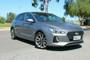 2017 Hyundai i30 PD MY18 SR Sparkling Metal 6 Speed Manual Hatchback Nailsworth Prospect Area Preview