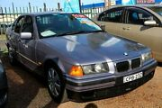 1997 BMW 318I E36 Silver 4 Speed Automatic Sedan Minchinbury Blacktown Area Preview