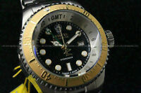 MONTRE NEUVE INVICTA Reserve 52mm Hydromax Swiss Made GMT