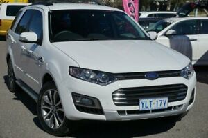 2016 Ford Territory SZ MkII Titanium Seq Sport Shift White 6 Speed Sports Automatic Wagon Phillip Woden Valley Preview