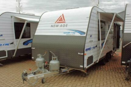 2018 NEW AGE Manta RAY MR18ERS2 Gepps Cross Port Adelaide Area Preview