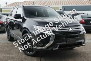 2019 Mitsubishi Outlander ZL MY19 Black Edition Titanium Constant Variable Wagon Whyalla Whyalla Area Preview