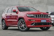 2014 Jeep Grand Cherokee WK MY2014 SRT Red 8 Speed Sports Automatic Wagon Osborne Park Stirling Area Preview