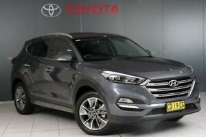 2018 Hyundai Tucson TL2 MY18 Active 2WD Warm Silver 6 Speed Sports Automatic Wagon Glebe Inner Sydney Preview