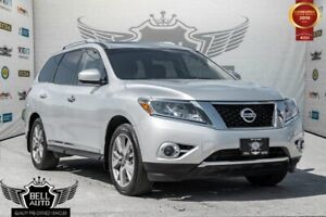 2014 Nissan Pathfinder PLATINUM PREMIUM DVD NAVIGATION SUNROOF L