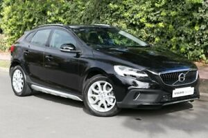 2017 Volvo V40 Cross Country M Series MY17 T4 Adap Geartronic AWD Momentum Black 8 Speed Parkside Unley Area Preview