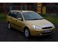 Ford Focus 1.8 (Cheap estate car for everyday use)