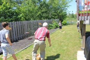 Wooden Fence - 80 plus ft