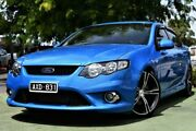 2010 Ford Falcon FG XR6 Turbo Blue 6 Speed Sports Automatic Sedan Berwick Casey Area Preview