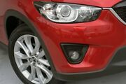 2014 Mazda CX-5 KE1022 Grand Touring SKYACTIV-Drive AWD Red 6 Speed Sports Automatic Wagon Robina Gold Coast South Preview