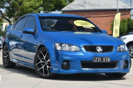2012 Holden Commodore VE II MY12.5 SS V Z Series Blue 6 Speed Manual Sedan Toowoomba Toowoomba City Preview