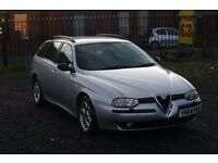 Alfa Romeo 156 2.0 (Cheap estate for everyday use)