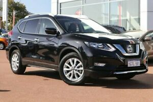 2018 Nissan X-Trail T32 Series II ST-L X-tronic 4WD Black 7 Speed Constant Variable Wagon Clarkson Wanneroo Area Preview