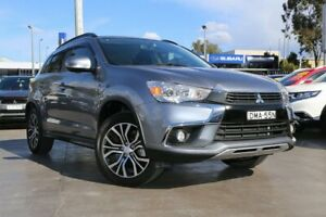 2016 Mitsubishi ASX XC MY17 LS 2WD Grey 6 Speed Constant Variable Wagon Penrith Penrith Area Preview