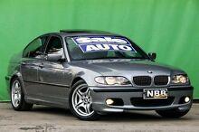 2005 BMW 318I E46 Sport Space Grey 5 Speed Auto Steptronic Sedan Ringwood East Maroondah Area Preview
