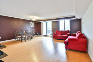 Renovated Condo-Townhouse In The Heart Of Mississauga